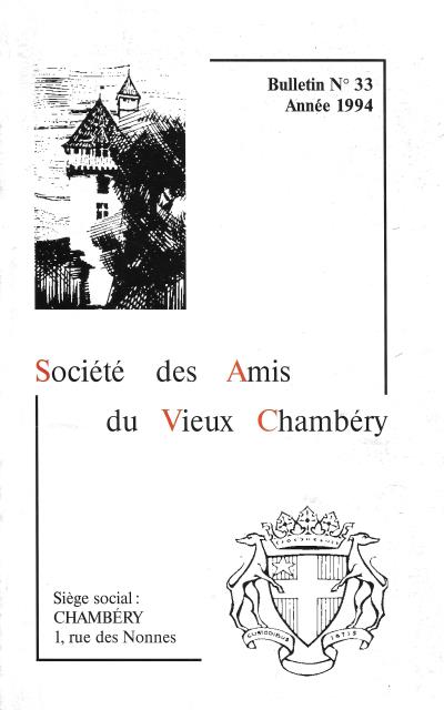 Chambéry. Traces d'histoire - Jean-Olivier Viout